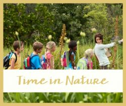 Four Age-Old Truths About Educating Children - Time in Nature