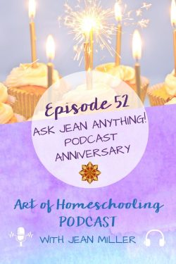 Ask Jean Anything! Podcast Anniversary Episode
